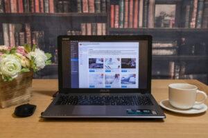 Weboldal készítés WordPressel